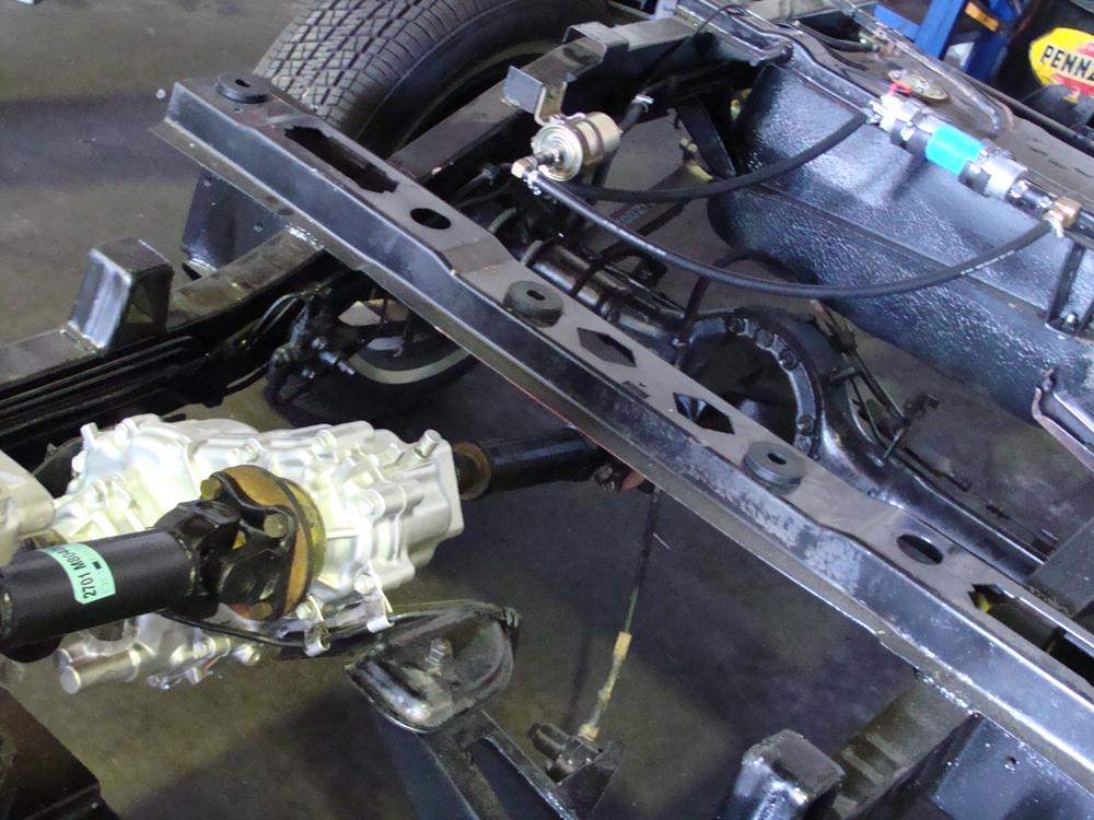 Sierra Motor Upgrade M15a